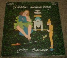 Chandeleur Septante Cinq Julos Beaucarne~1975 France Import Chanson~NM Vinyl
