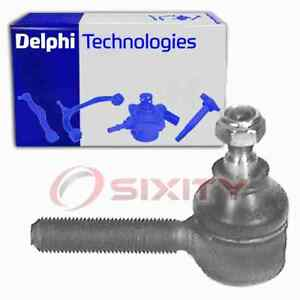 Delphi Outer Steering Tie Rod End for 1988-1993 Mercedes-Benz 300TE Gear wf