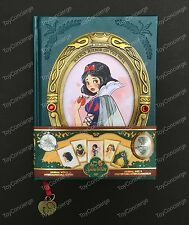 DISNEY Store JOURNAL THE ART OF SNOW WHITE 2017 Limited Edition NEW