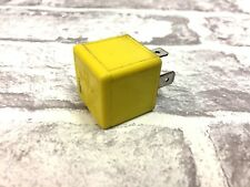 MGF / MG TF YWB10012 /MULTI FUNCTION YELLOW RELAY. ( HEATED REAR SCREEN )