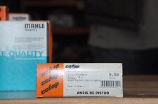 jeu  segments 76.5 mm, 4 cylindres  pour NISSAN Cofap Mahle DA6295  05