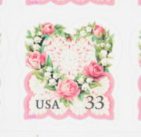 1999 Booklet 33 cent Love Stamps Sc# 3274a