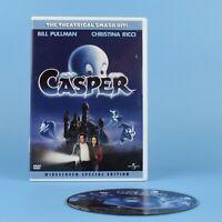 Casper Widescreen Special Edition DVD - 1995 - The Friendly Ghost - Bilingual