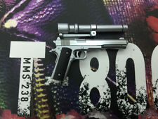 1/6 Hot Toys Terminator T-800 Pistol with Scope MMS238 **US Seller**
