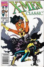 1990 XMEN CLASSIC ISSUE #52 MARVEL COMIC BOOK BAG/BOARD VG-MT VINTAGE RARE