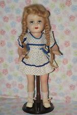 "Gorgeous! Vintage All Original R&B 16"" Nancy Composition Doll"