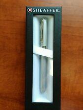 Sheaffer Prelude Silver Shimmer Rollerball Pen
