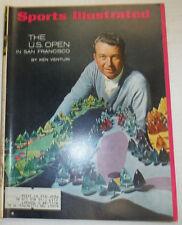 Sports Illustrated Magazine U.S. Open Ben Hogan Jim Ryun June 1966 040715R