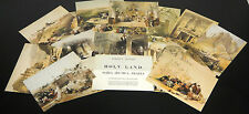 David Roberts Sketches Holy Land Syria Arabia Set 16 Postcards Weinreb Gallery