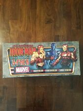 Bowen Designs Iron Man 3 Pack Mini Busts / Stealth Vers. / 2099 Vers. / Classic