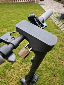 Ninebot G30D / G30LD / G30D II MAX Dashcover / Dashboardschloss