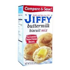 Jiffy Buttermilk Biscuit Mix 226g (PACK OF 6)