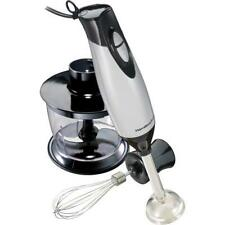 Hamilton Beach 59765 2 Speed Hand Blender With Whisk And Chopping Bowl