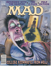 MAD MAGAZINE USA No. 335 MAY 1995 - PULP FICTION / ROOMATES FROM HELL COVER