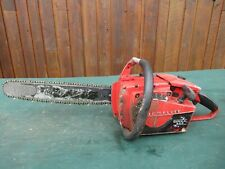 "Vintage HOMELITE SUPER XL-922  Chainsaw Chain Saw with 16"" Bar"