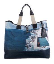 Orlebar Brown x Tumi Ltd. Ed. Slim Aarons Photo Print Water Repellant Tote Bag