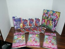 My Little Pony Collectible Card Game 12 Card Booster Packs 16 Item Set New