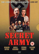Secret Army The Complete Second Series 2 Two New Sealed