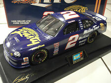FORD TAURUS #2 NASCAR 1998 MILLER LITE Rusty WALLACE 1/18 d REVELL RC189801025-1