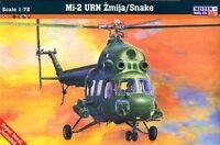 PZL MIL Mi 2 URN/T HOPLITE (BULGARIAN SLOVAK CZECH GERMAN MKGS) 1/72 MISTERCRAFT