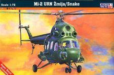 PZL MIL MI 2 Urn / T Hoplite (bulgaro Ceco Slovacchia tedesco MKGS) 1/72 MASTERCRAFT