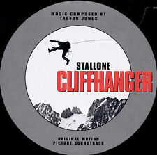 CLIFFHANGER: Original Motion Picture Soundtrack CD