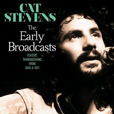 CAT STEVENS New Sealed 2020 LIVE 1970 & 71 CONCERT PERFORMANCES CD