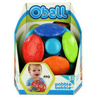 Oball Wobble Bobble Kids Toy Ball  - Brand New & Boxed