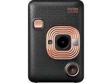 FUJIFILM instax mini LiPlay Sofortbildkamera, Elegant Black    C