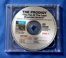 THE PRODIGY The Fat Of The Land (Expanded Version) 2012 Japan 2- CD Sampler