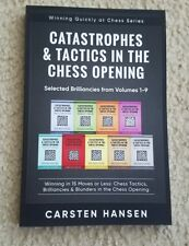 Catastrophes & Tactics in the Chess Opening - Vol 10: Best of vol 1-9(SIGNED)