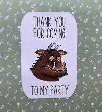 Gruffalo Party Stickers x 18