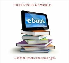 3 Million PLR eBooks Collection and Articles |with Master Resell Right | PDF