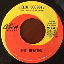 "The Beatles ""Hello Goodbye"" 45 