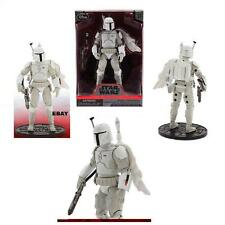 Star Wars Boba Fett weiß Prototyp Armor Disney Store Elite Serie-Druckguss