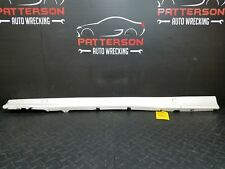 1999 BMW 323 SERIES Passenger Right Rocker Moulding - White (See Notes)
