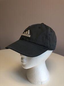 Adidas Grey Baseball Cap Hat. One Size Adjustable