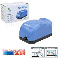 Compresor Bomba de Aire Oxigenador AP-9800 para Acuario y Pecera