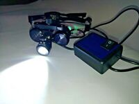 Rechargeable LED Loupe
