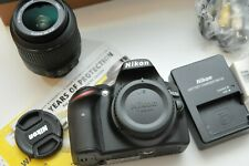 Nikon D3200 SLR Digital Camera with  AF-S DX NIKKOR 18-55mm f/3.5-5.6G VR lens