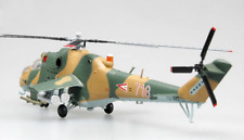 37037 Easy Model 1/72 Mi-24 RAF Helicopter Warcraft Aircraft Fighter  Finished