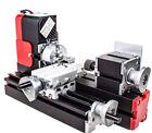 CNC Metal Motorized Mini Lathe Machine 20000rev/min DIY Tools