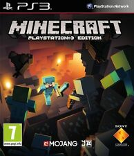 MINECRAFT PS3 PLAYSTATION 3 - 1st Class Delivery