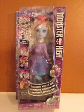 Abbey Bominable Welcome To Monster High Monster Dance Party Doll Mattel
