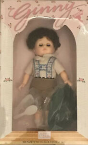 New Open Box  Ginny Hansel Doll from 1984