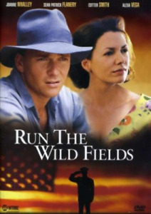 """Run the Wild Fields DVD DRAMA Joanne Whalley """" AND THE HOME OF THE BRAVE """""""