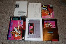 First Samurai (Super Nintendo Entertainment System SNES) Complete NEAR MINT CC