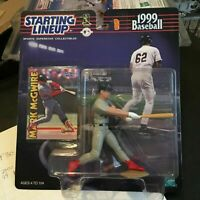 F30 MARK MCGWIRE CARDINALS 1999 Starting Line Up NIB Fast FREE SHIPPING