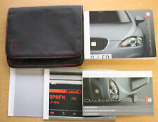 SEAT LEON / FR OWNERS MANUAL WALLET 2009-2012  PACK 15146