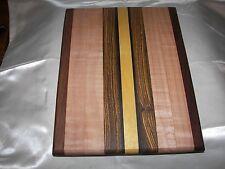 Handmade exotic wood cutting board [100_1146]